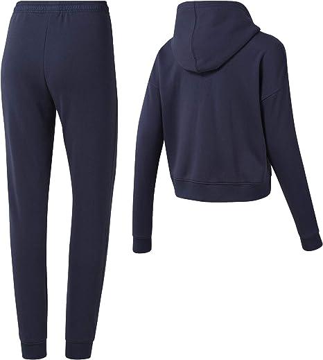 Reebok Te TS Knit Chándal, Mujer, Hernvy, XL: Amazon.es: Deportes ...