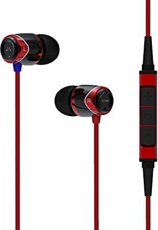 SoundMAGIC E10M - Auriculares In-Ear aislantes con micrófono integrado (válido para dispositivos Apple): Amazon.es: Electrónica