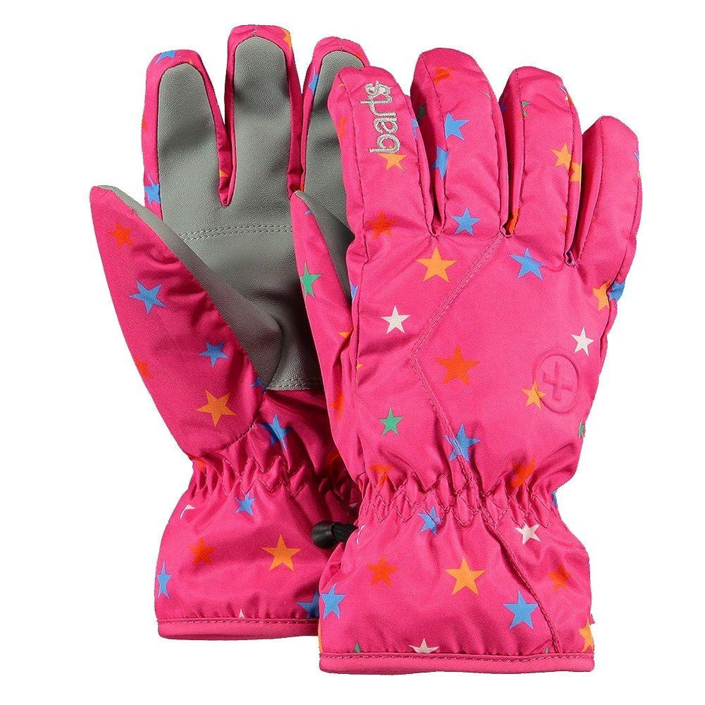 Barts Basic Skigloves Handschuhe KIDS stars fuchsia