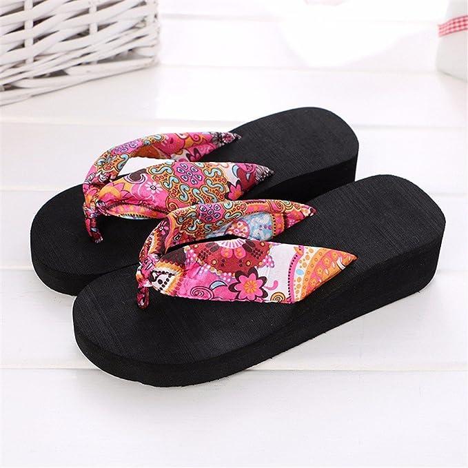 YMFIE Sommer schleudern coole Hausschuhe weicher Schaumstoff Schuhe Sandalen Sandalen Schwimmbad Schuhe, 37 Dusche, c