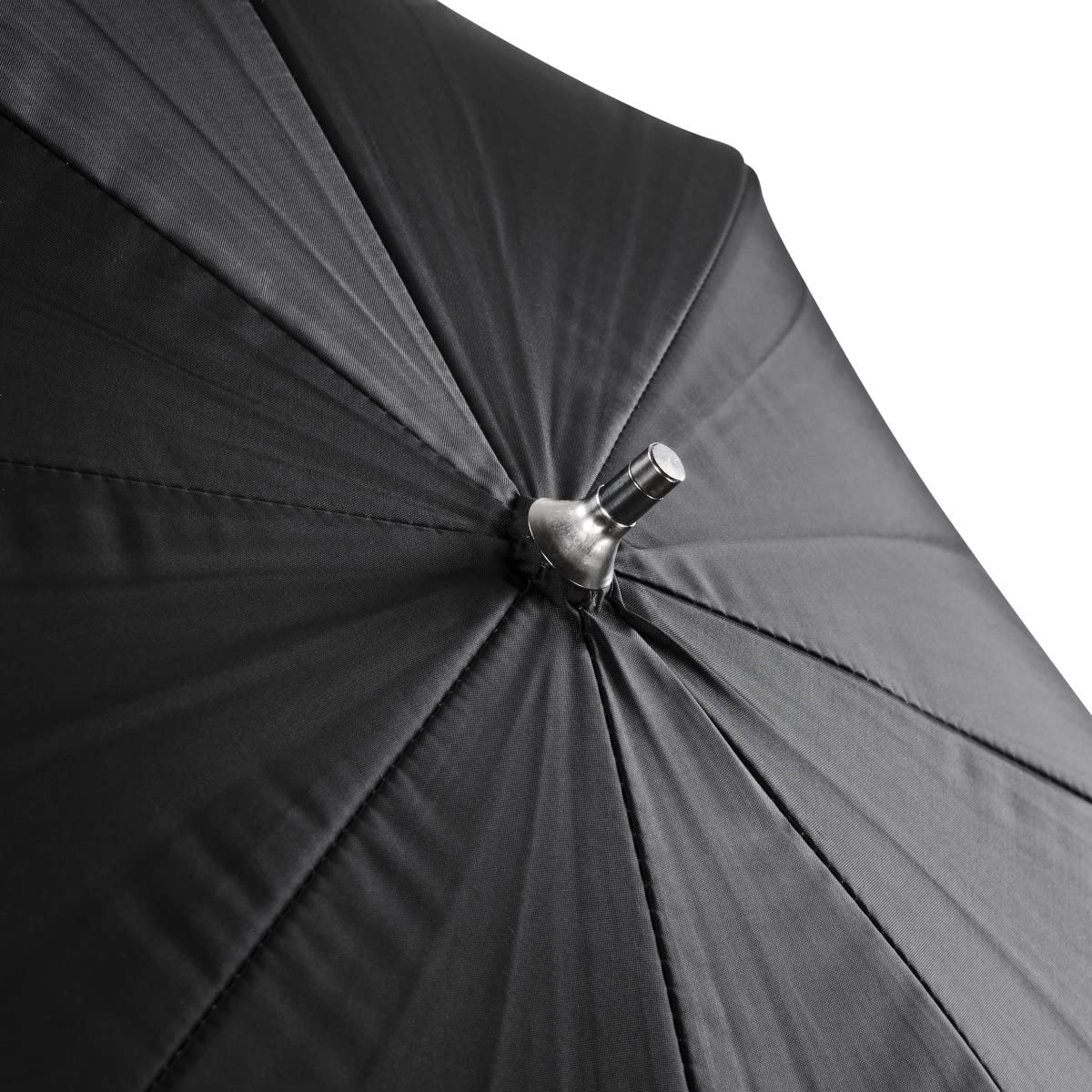 Walimex Reflex 109cm 2 Layer Umbrella Black//Gold