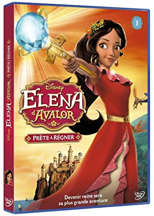 Elena D Avalor 1 Prête à Régner Dvd Blu Ray Amazon Fr