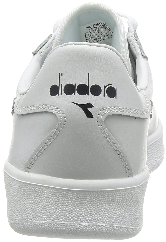 Diadora Men's B. 8.5 Elite Court Shoe B00HFQH3CA 8.5 B. D(M) US|Blue Denim/White be8efe
