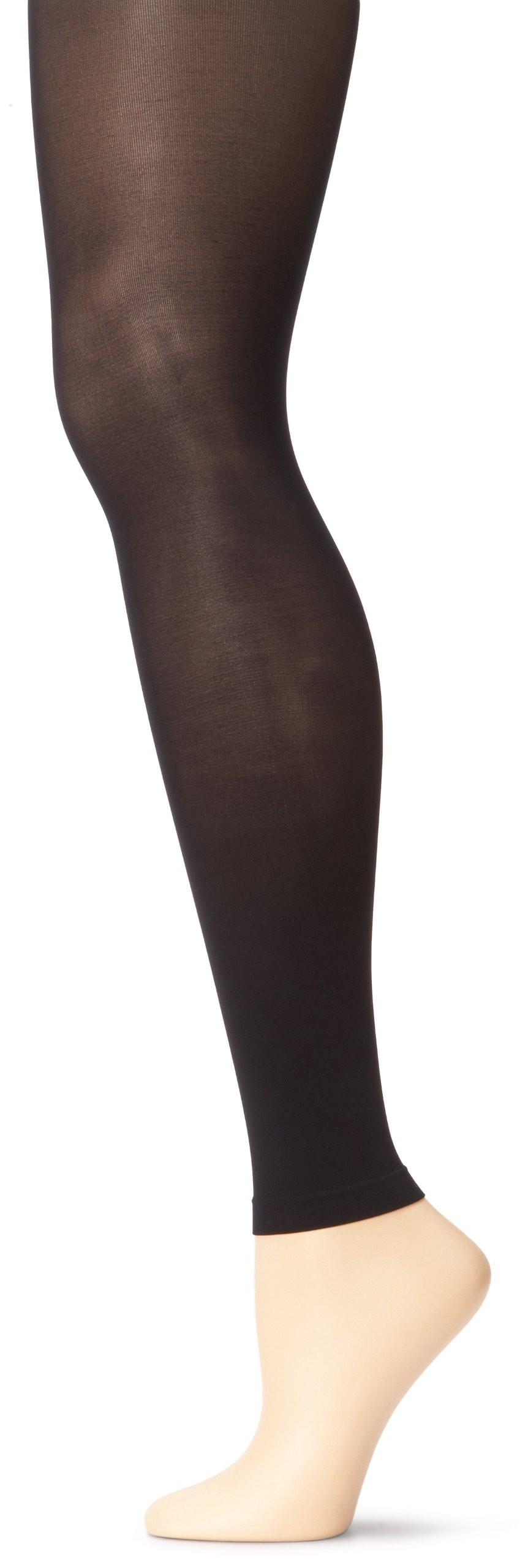 Capezio Women's Ultra Soft Footless Tight,Black,Large/X-Large