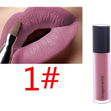 Wekold Makeup Cosmetic Matte Long Lasting Waterproof Soft Lip Cream Satin Silk Lipstick Lip Gloss
