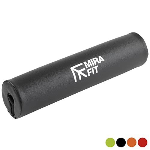 Mirafit Barbell Pad - Fits Standard & Olympic Bars - Choice of Colours