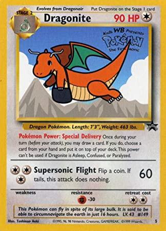 choose from list Pokemon Single Trading Card BLACK STAR PROMO
