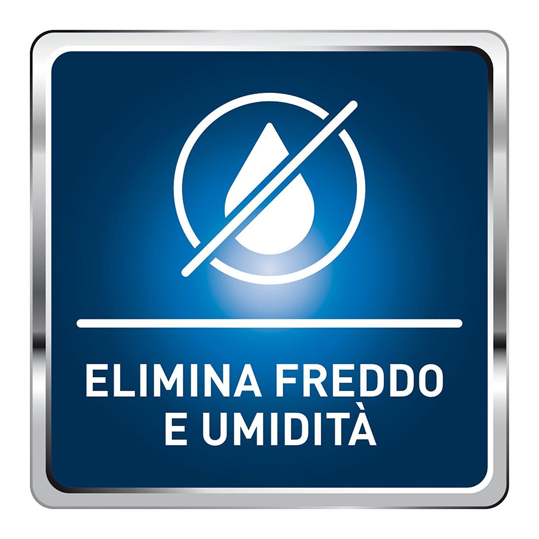 100/% Lana e Merino Made in Italy Imetec 16402 Scaldasonno Express 1 Piazza e Mezza Risparmio Energetico Lavabile Electro Block di Sicurezza 3 Temperature Tecnologia Express Rapido Riscaldamento