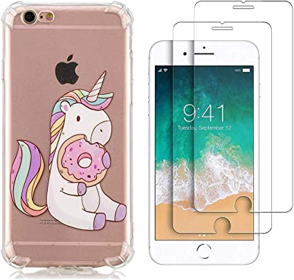 crisant Cover iPhone 6 Plus / 6s Plus Biscotto all'unicorno ...