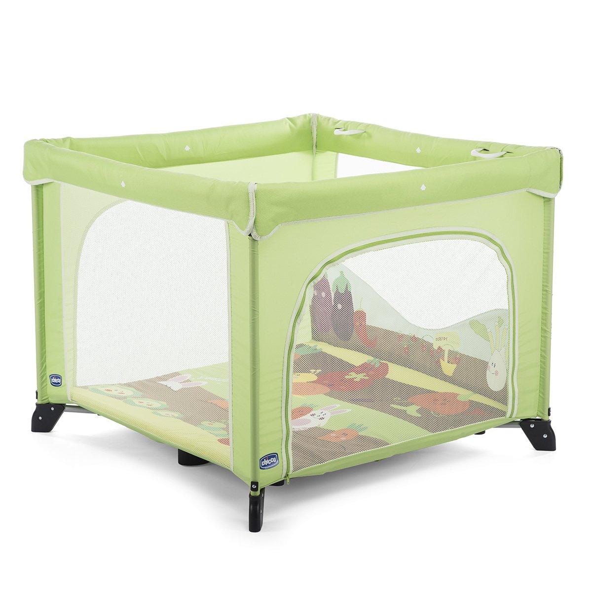 Chicco 07079841030000 Fruit Salad Box Open, 94x94x76 cm, Verde Artsana