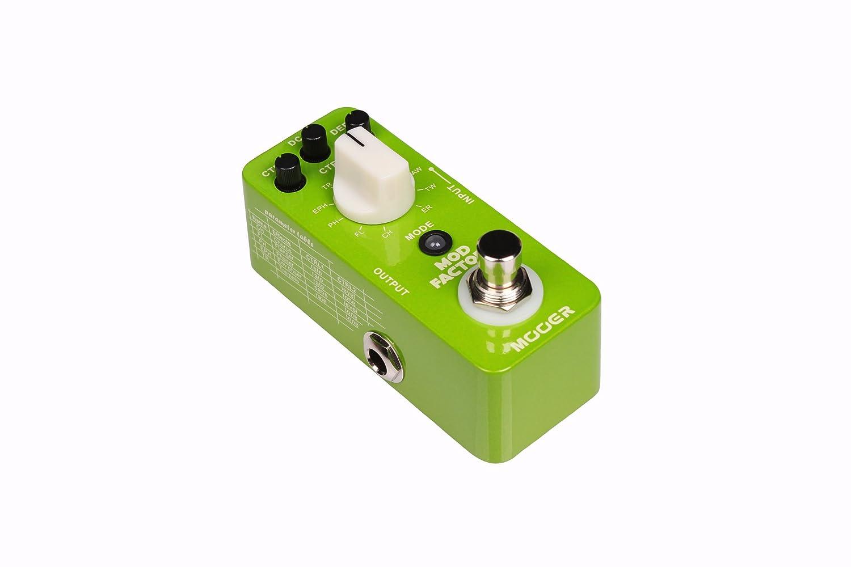 【国内正規品】 Mooer ムーアー Micro Series モジュレーションペダル Mod Factory B00HAHTGEM