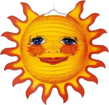 Lampion Sonne 38 cm