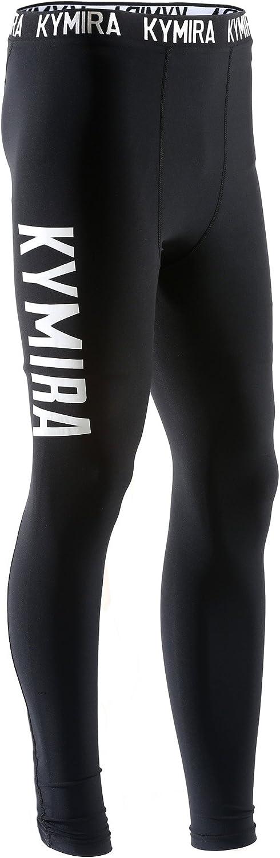 Black Medium KYMIRA Mens Core 2.0 Leggings