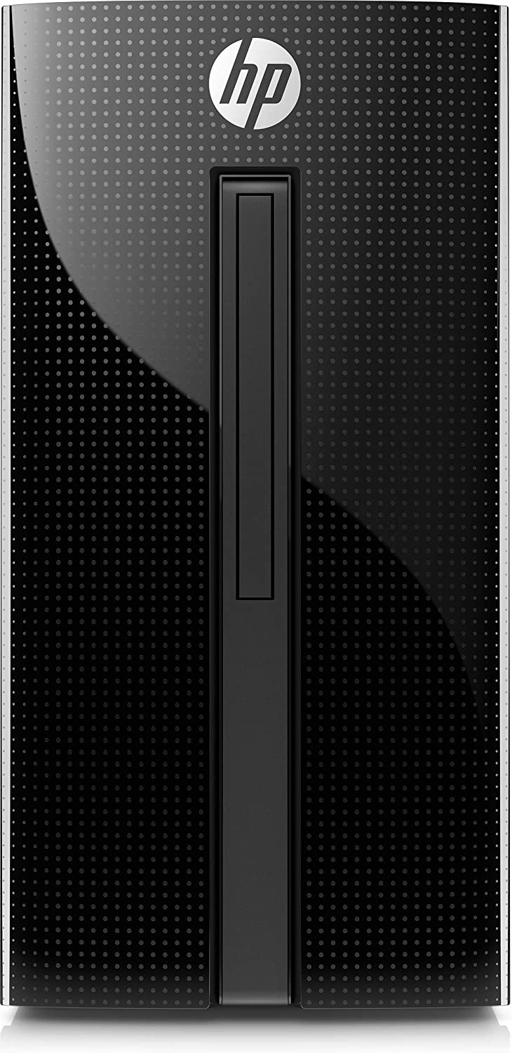 2019 HP Desktop Tower Intel Core i7 8GB 1TB Windows 10 Black