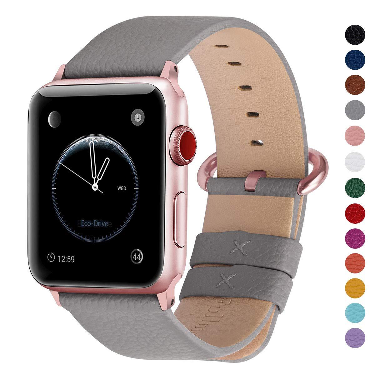 Malla Cuero para Apple Watch (42/44mm) FULLMOSA [7CLMDZYX]