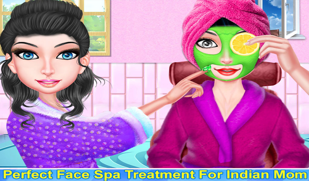 Amazon Mom Full Body Spa Game Appstore For Android