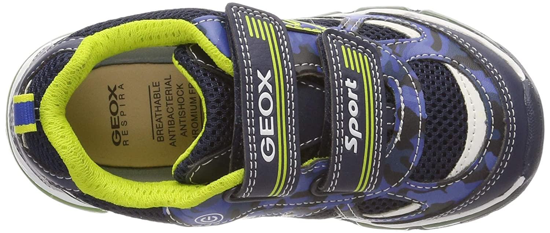 318ac3067b9 Amazon.com | Geox Kids Boy's Android Boy 21 (Big Kid) | Sneakers