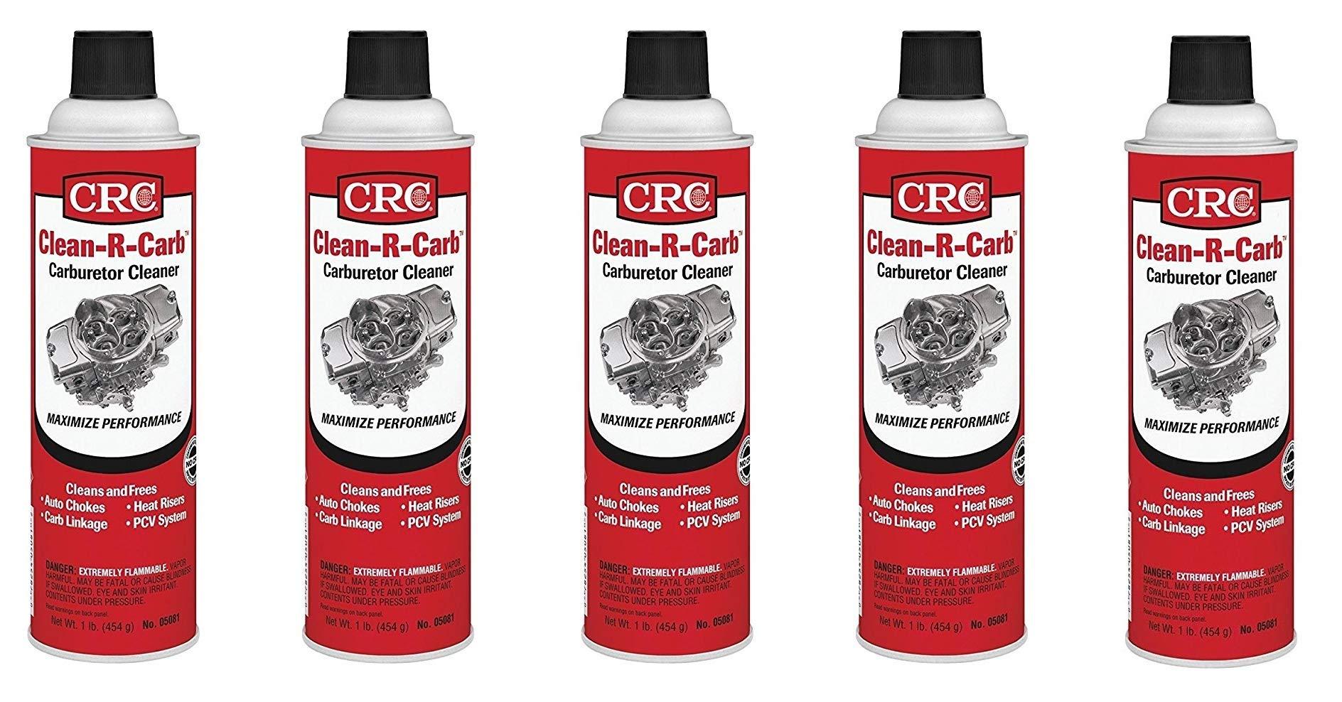 CRC 05081F Engine Cleaner (5)