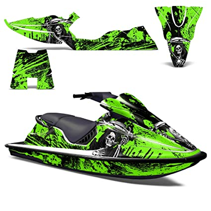 1996 Seadoo Xp >> Amazon Com Seadoo Xp 1994 1996 Decal Graphic Kit Jet Ski Wrap