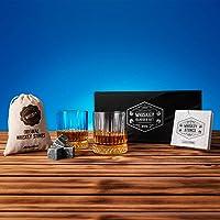 Premium Kutulu Glasgow 2'li Viski Kadeh Seti