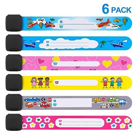 650f2a72aaf1 Pulsera de Seguridad para Niños