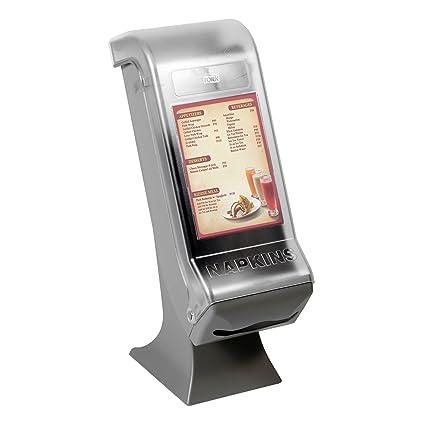 Alta capacidad Tork dispensador interfold Servilleta publicidad sistema de N4 para contador Top