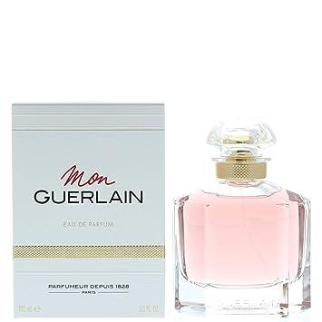 Amazoncom Guerlain Mon Guerlain Eau De Parfum Spray 33 Ounce