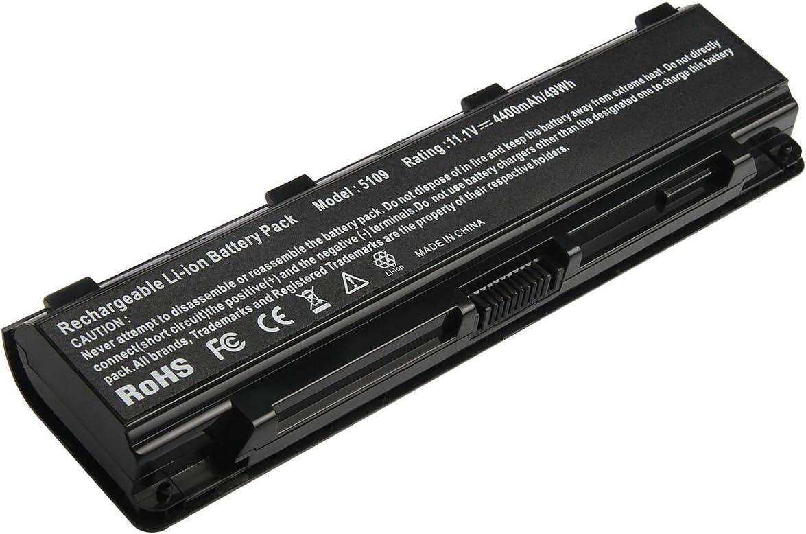 ARyee Laptop Battery for Toshiba Satellite C55 C55Dt C55-A5300 C55Dt-A5241 C55t-A5222 C55-A5245 PA5109U-1BRS PA5024U-1BRS