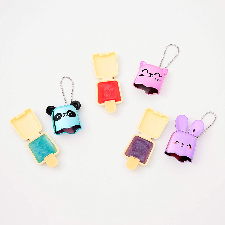 Pucker Pops Metallic Critters Lip Gloss - 3 Pack