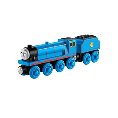Fisher-Price Thomas & Friends Wooden Railway, Gordon The Big Express Engine: Toys & Games