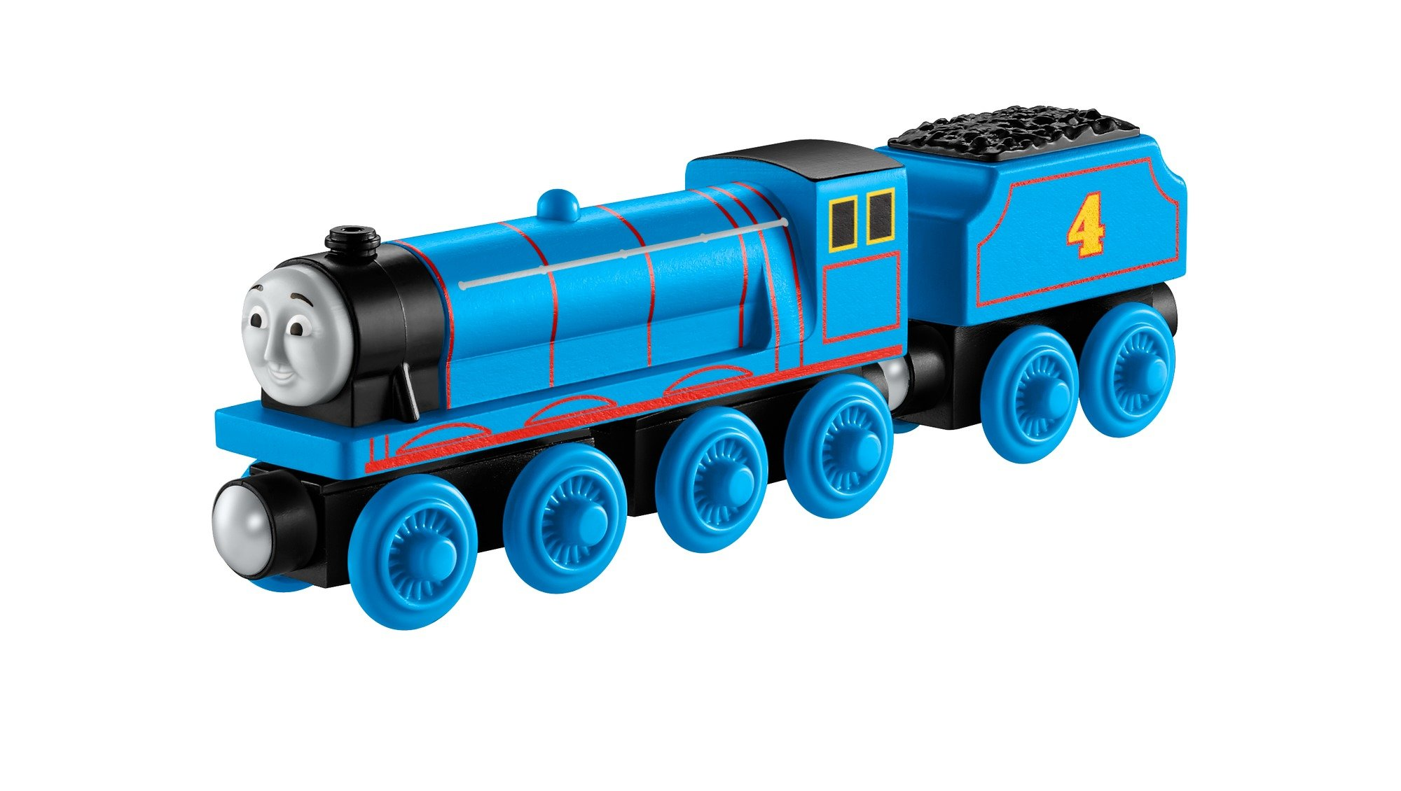 Thomas & Friends Fisher-Price Wooden Railway, Gordon The Big Express Engine
