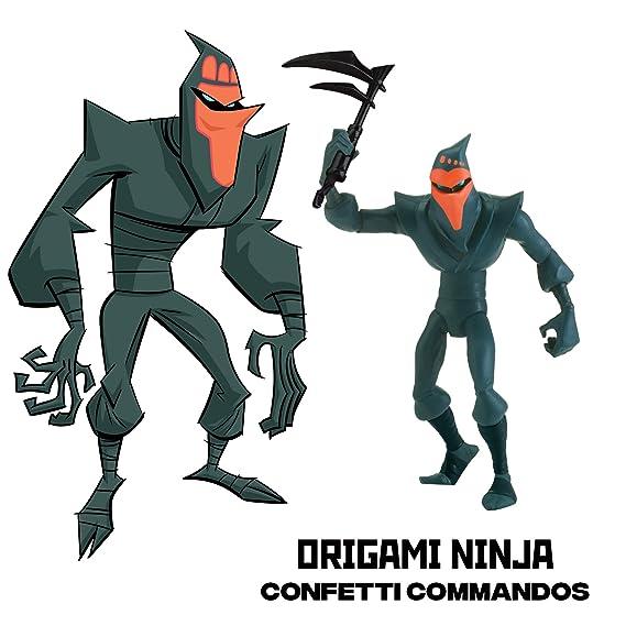Amazon.com: Rise of the Teenage Mutant Ninja Turtles Origami ...
