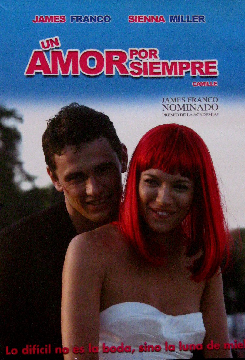 Amazon.com: Camille (Un Amor Por Siempre) [NTSC/Region 1&4 dvd. Import - Latin America] James Franco, Sienna Miller (Spanish subtitles): Movies & TV