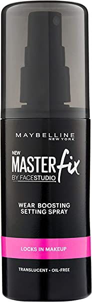 Maybelline New York Facestudio Master Fix Setting Spray, 100 Milliliter