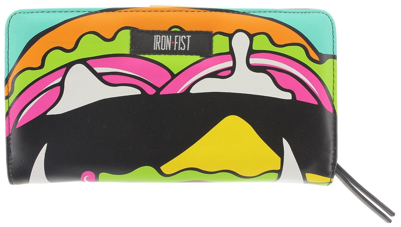 Iron Fist - Cartera para mujer de Material Sintético Mujer ...