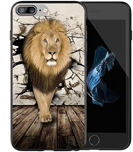 iPhone 7 Plus and iPhone 8 Plus Mobile Phone case, The Lion King ...