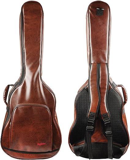 El Sr. Power guitarra Gig Bolsa para 40 41 pulgadas Guitarra Acústica Guitarra Clásica: Amazon.es: Instrumentos musicales
