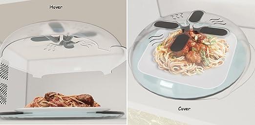 Funda antisalpicaduras para microondas con rejilla de ventilación ...