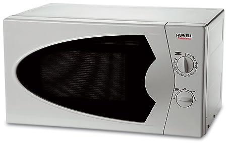 Howell HO.HMG208N 20L 800W Plata - Microondas (20 L, 800 W ...