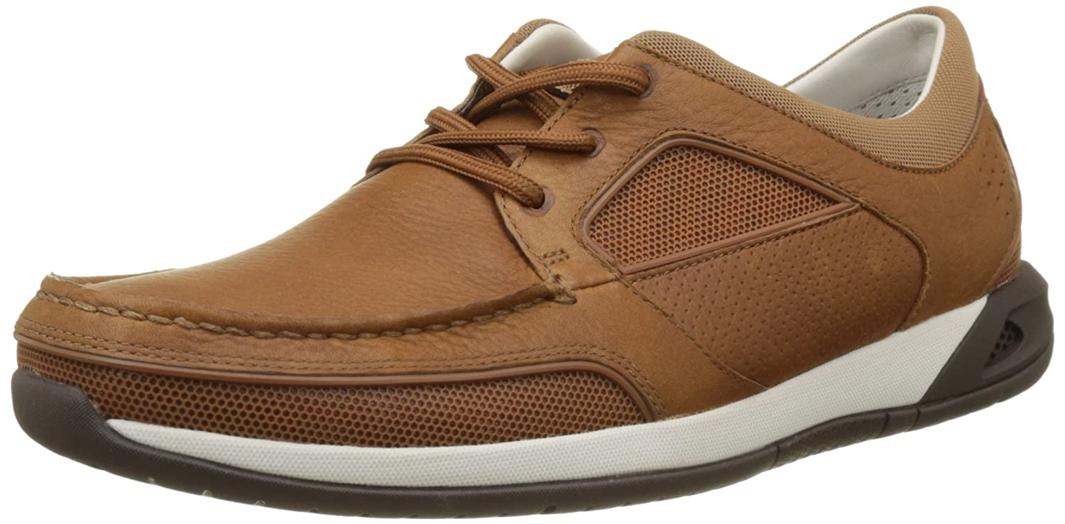 Ormand Sail Brown Boat Shoes