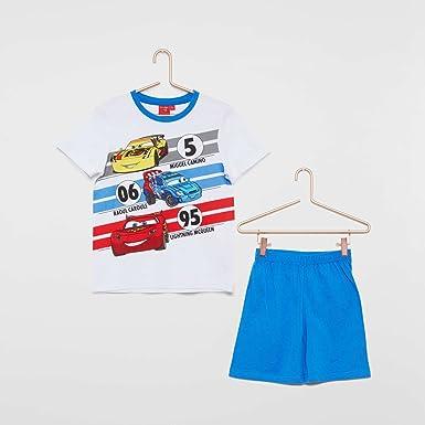Nouvelle liste pas mal thésaurisation comme une denrée rare KIABI Pyjama short 'Cars' rouge 8A: Amazon.fr: Vêtements et ...