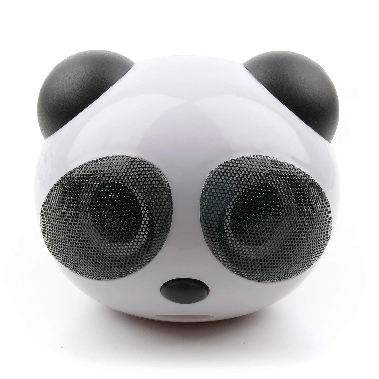 Altavoz con diseñ o de Oso Panda para portá til Acer Predator Helios 300 G3-572-7526 , Acer Predator Helios 300 G3-572-78JY , Acer Predator Helios 300 PH317-51-54NE , Acer Predator Helios 300 PH317-51-71YL , Acer Predator Helios 300 PH317-51-