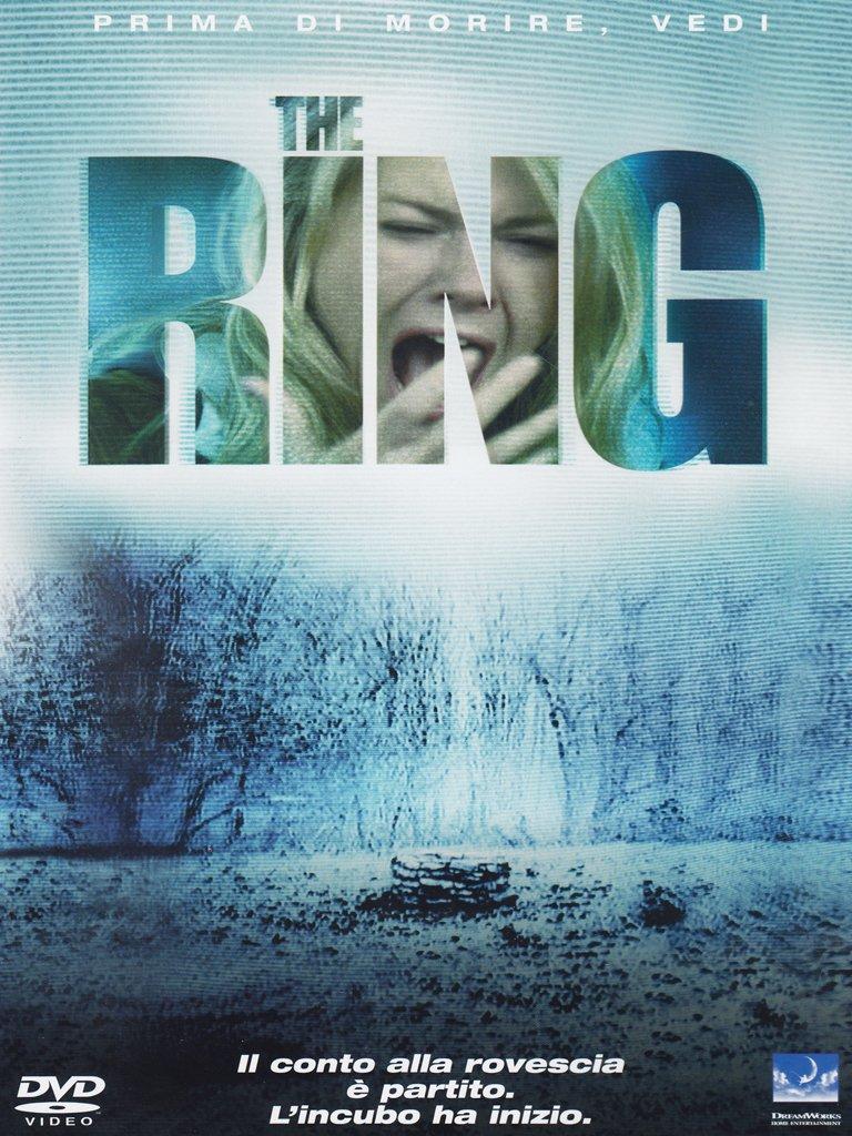 Amazon Com The Ring 2002 Dvd Italian Import Naomi Watts Vari Gore Verbinski Movies Tv