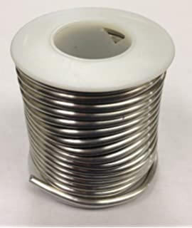 Zinc Sheet Solder - 1 pound spool