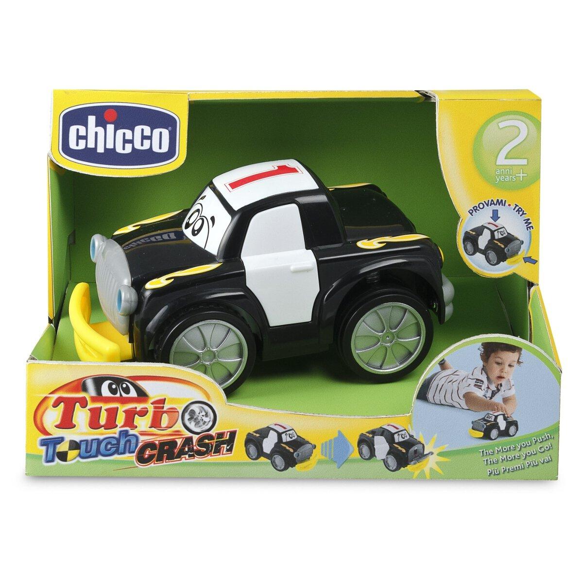 Chicco - Coche Turbo Touch Crash Derby, color negro (00006721000000): Amazon.es: Juguetes y juegos