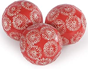 Sanbege Decorative Porcelain Balls, 4