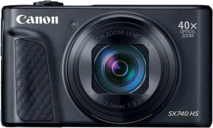 The Imaging World SX740 BK K2 product image 5