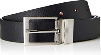 Marca Amazon - find. Cinturón Reversible Hombre