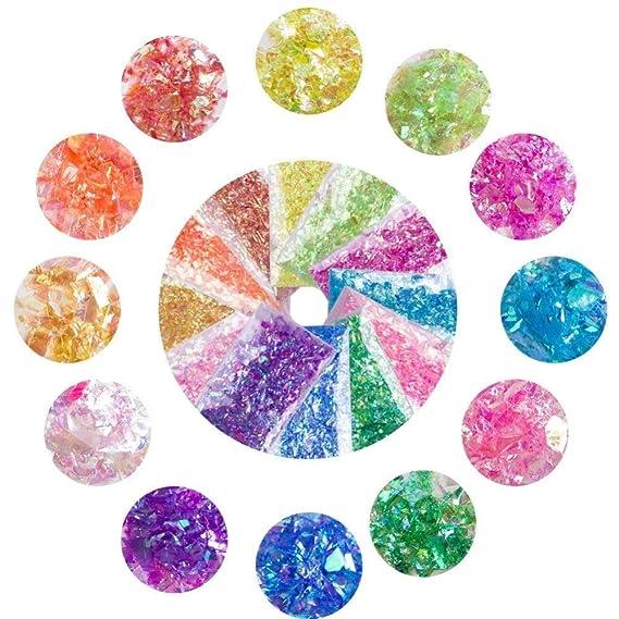 ATEZI Kit de insumos de Limo, Limo 72 Pack encantos Incluyen Glitter ...