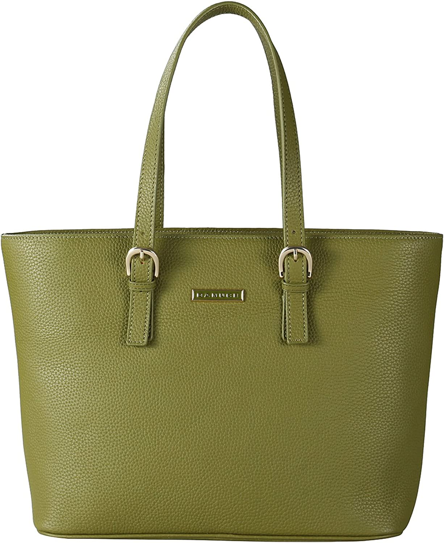 Banuce Leather Handbags for Women Purse Shoulder Tote Bag